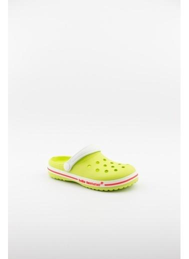 Akınal Bella  Çocuk Yazlık Sandalet & Terlik  Yeşil